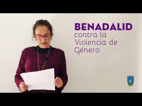 Benadalid contra la violencia de Género