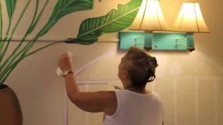 Karen beautifies Trade Winds in Vieques