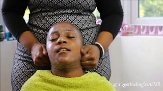 World's Greatest Head Massage ~Inspired By Baba The Cosmic Barber