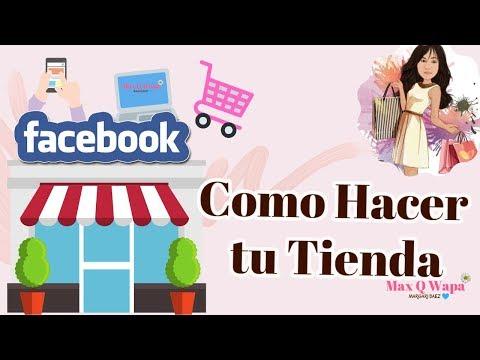 , title : 'Como crear tu TIENDA y PAGINA de facebook para VENDER tus ACCESORIOS.🛒🏷 💰.| Margari'