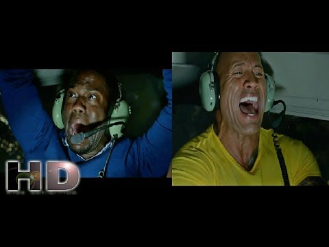 Central Intelligence Best Moments and Most Funniest Scenes! (FULL HD)