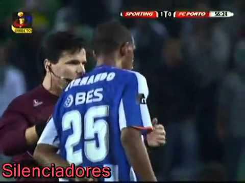 Silenciadores - Sporting CP vs FC Porto