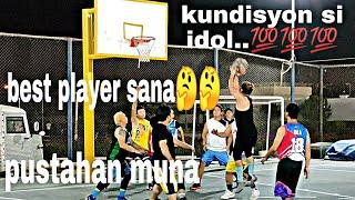 friday papawis || hamediya park || basketball game || highlights || crossover || ajman uae|| vlog 22