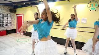 Skate dance on Badal Pe Paon Hain by Meena Dance