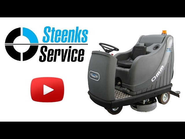 YouTube video | Floor scrubber Stefix 1000 STILE