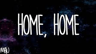 Machine Gun Kelly, X Ambassadors, BeBe Rexha - Home [Lyrics]