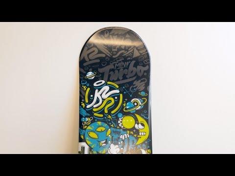 K2 Mini Turbo Snowboard Boots - Kids'