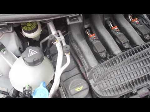 Wie das Benzin aus dem Vergaser weggeht
