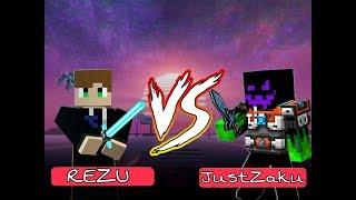 Pixel Gun 3D : REZU [VS] JustZaku [Versus]