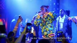 Jay Critch & Rich The Kid Perform, 'Did It Again,' 'New Freezer,' & More in NYC!