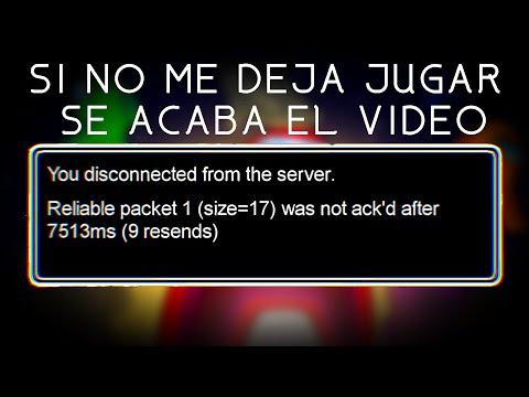 among us Pero SI NO ME DEJA JUGAR SE ACABA EL VÍDEO