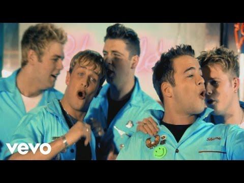 Westlife - Uptown Girl (Official Video)