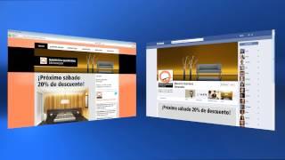 Crea la página de Facebook de tu negocio con 1&1 MyWeb
