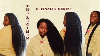 My Current Natural Hair Regimen