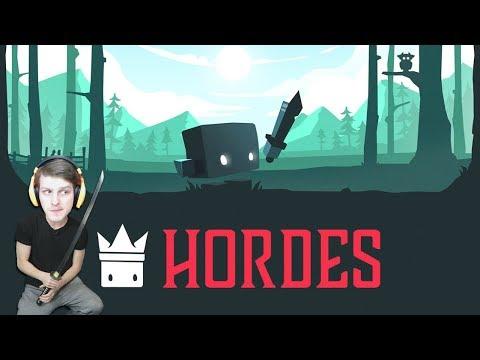 WoW + IO + Minecraft = Hordes.io - 3D io hra