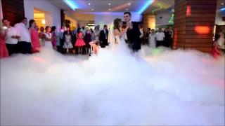 ciężki niski dym na pierwszy taniec w chmurach radom www.dj.radom.pl www.djlatino.pl