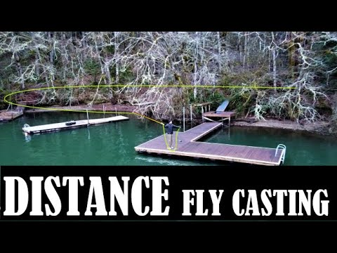 Fly Fishing Casting Long Distance - Tutorial