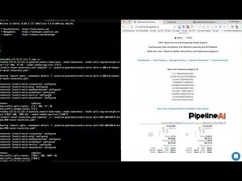 Hands-On with PipelineAI, GPU, TensorFlow, Kubernetes, Kafka