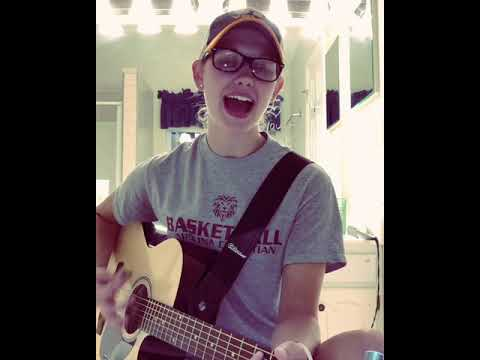 """""""Even Though I'm Leaving"""" Luke Combs (cover)"""