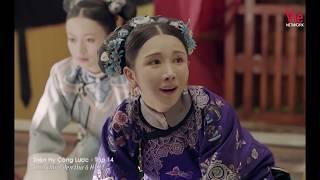Di Tân, Cao Qúy Phi ăn hành vì hại Ngụy Anh Lạc  Diên Hy Công Lược