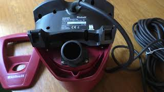 Einhell GE-SP 750 LL Tauchpumpe bis 2 mm Wasserstand - flachsaugend!