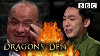 Inspiring pitch leaves Dragons in tears!   Dragons' Den - BBC