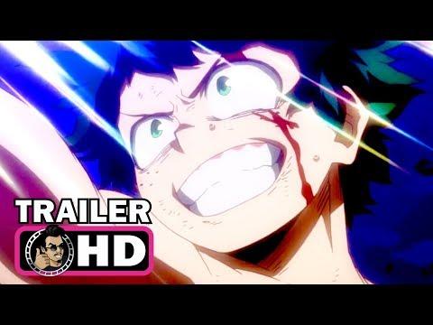 Boku no Hero Academia mozifilm: Két hős online