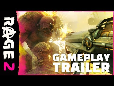 RAGE 2 – Official Gameplay Trailer PEGI thumbnail