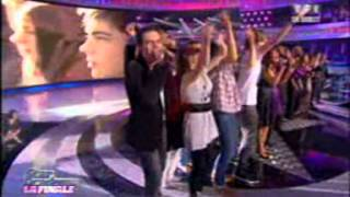 STAR ACADEMY-Hommage à Gregory Lemarchal.wmv
