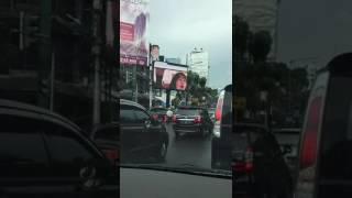 Videotron MESUM di papan reklame jakarta selatan