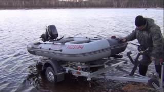 Лафет лодочный водник 8273