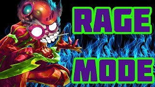 League Of Legends ► RAGE MODE!