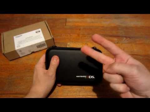 3DS XL AmazonBasics Carrying Case Review