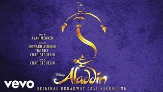 "Friend Like Me (from ""Aladdin"" Original Broadway Cast Recording) (Audio)"