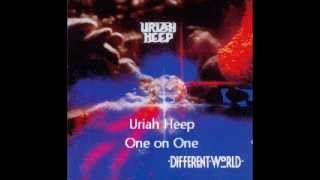 Uriah Heep - One on One (lyrics in description)