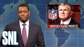 Weekend Update on Mike Ditka - SNL