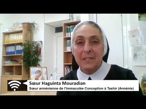 Soeur Haguinta Mouradian : « On a vécu 44 jours très durs »