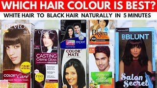 15 Instant Hair Colours in India Ranked from Worst To Best