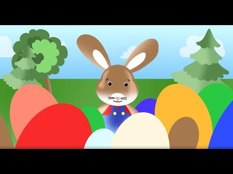 Das neue Lyric-Video Stups, der kleine Osterhase