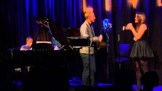 Stuart Matthew Price & Lucie Jones sing NEVER NEVERLAND (FLY AWAY) at the Hippodrome