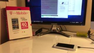 ALCATEL ONETOUCH ASTRO POP FLASHING / REPAIR USING FURIOUSGOLD