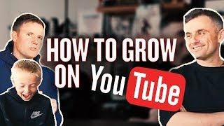 HOW TO START ON YOUTUBE (ADVICE FROM A 5M SUBSCRIBER CHANNEL)   #ASKGARYVEE WITH WHAT'S INSIDE