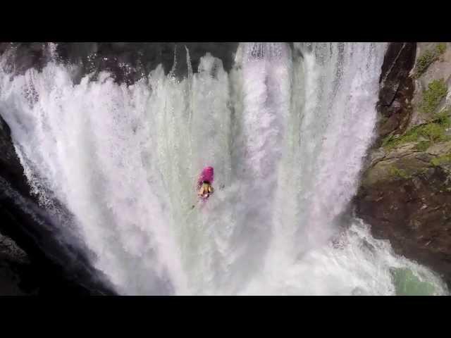 GoPro- Mexican Waterfalls with team Jackson Kayak