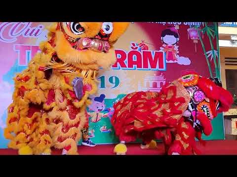 Múa lân_Trung thu 2019