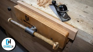 Woodworkers vise - a diy woodworking project