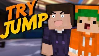 Manu Schlägt RentnerMinecraft TryJump Most Popular Videos - Minecraft tryjump spielen