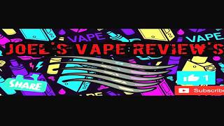 Hutchy's Australian Juice Review - Joel's Vape Reviews - First Review- Giveaway!