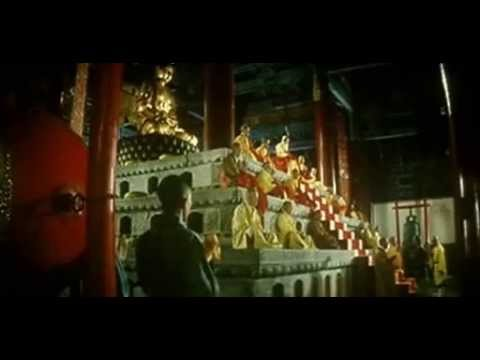 Огонь и вода в лабиринте и светлом храме