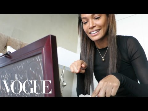 Instagirl: Joan Smalls Goes On the Ultimate Like-Fest IRL - Vogue