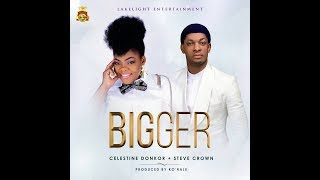 CELESTINE DONKOR FT STEVE CROWN ~BIGGER~